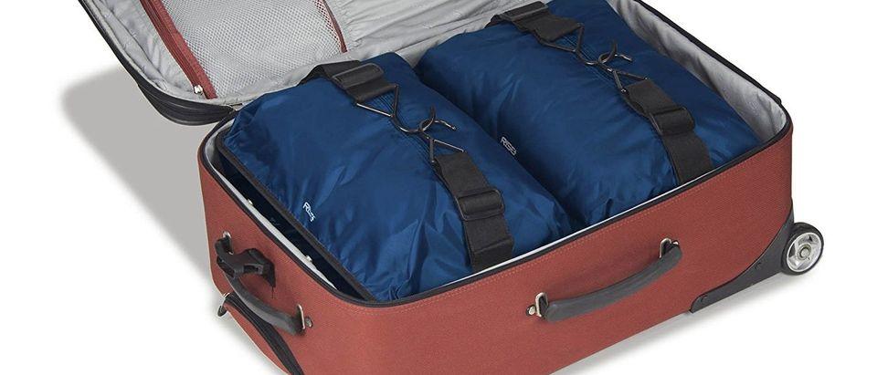 Luggage insert (Photo via Amazon)