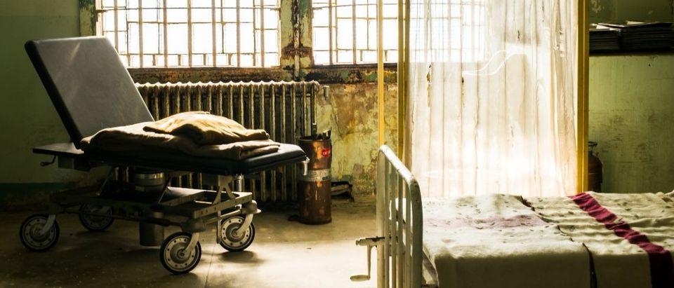 old hospital Shutterstock/Lynn Y