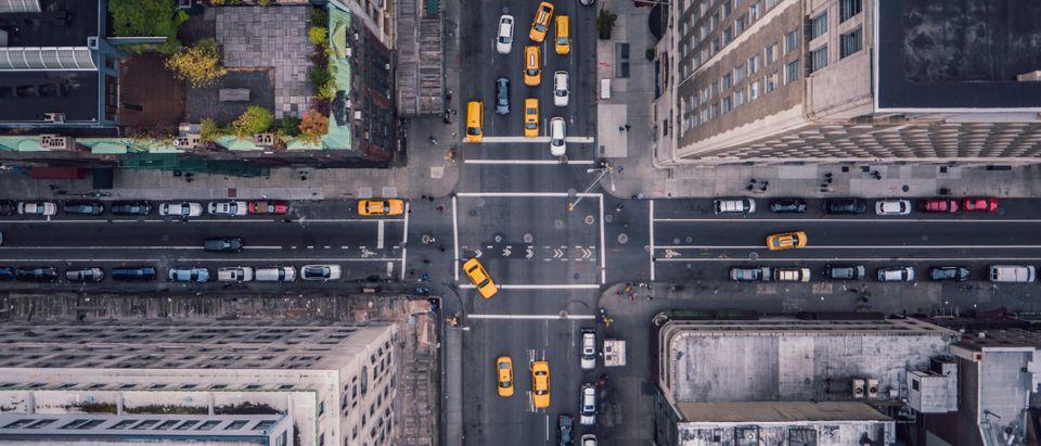 New York City 5th Ave Vertical. (Shutterstock)
