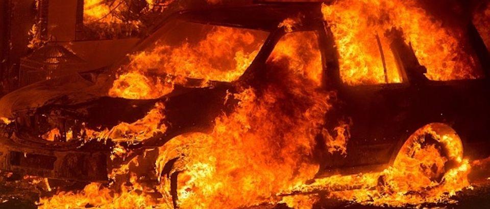 US-ENVIRONMENT-FIRE-CALIFORNIA