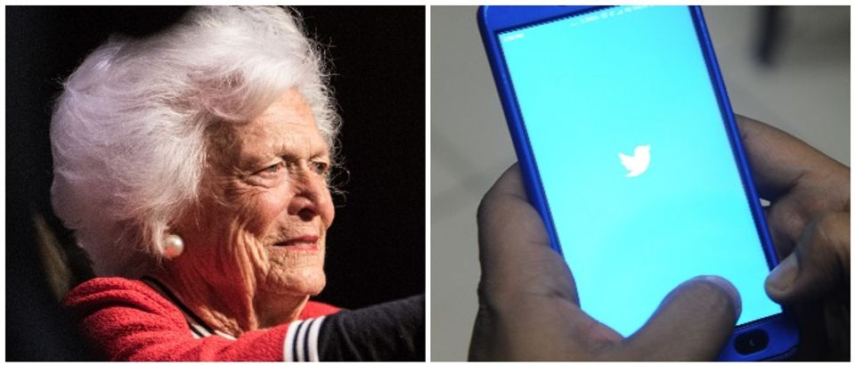 Barbara Bush Twitter