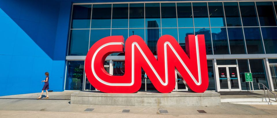 CNN Logo (Credit: Shutterstock) | Fox Beats CNN Town Hall With James Comey