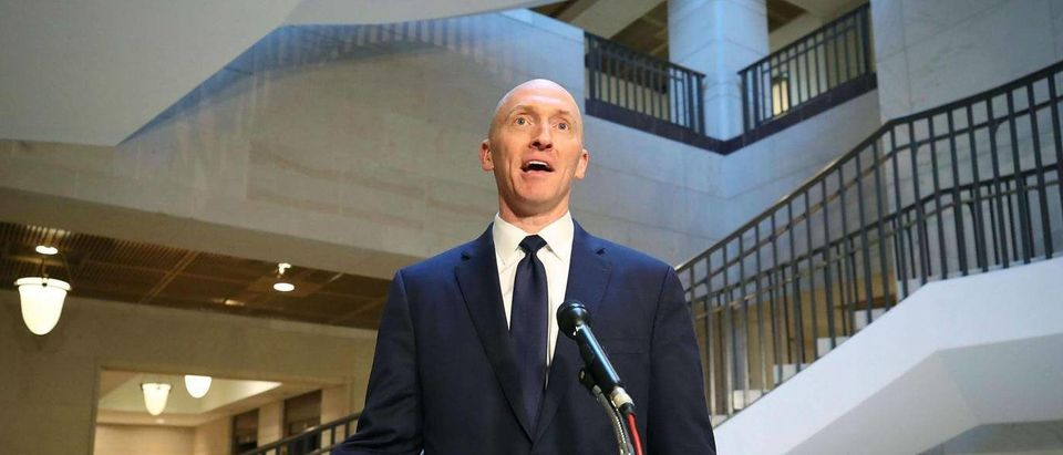 Carter Page (Mark Wilson/Getty) | FISC 2017: Denied Numerous Spy Warrants