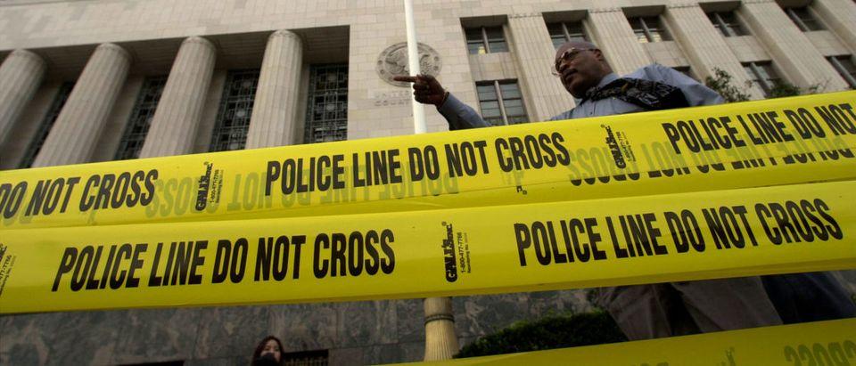 Los Angeles on Alert for Terrorist Attacks