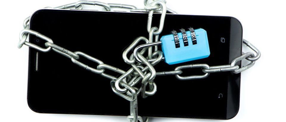 CellPhoneLockEncryption