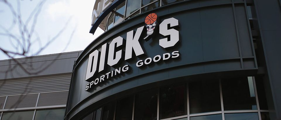 Dick's Sporting Goods Announces Its Not Selling Assault-Style Weapons, And Raising Age To 21 For Firearms Purchases