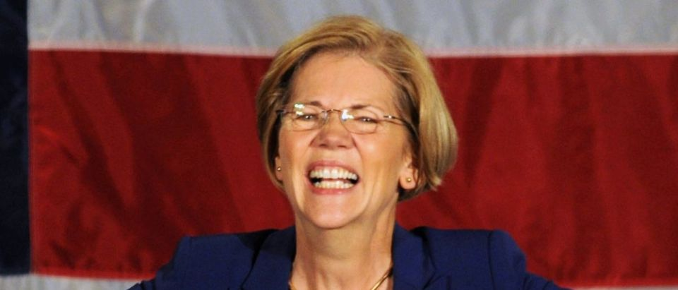 Elizabeth Warren Getty Images/Darren McColleste