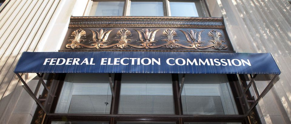 WASHINGTON, DC - SEPTEMBER 10: Federal Election Commission (FEC) in Washington, DC on September 10, 2016. The mission of the FEC is to administer and enforce the Federal Election Campaign Act (FECA). Credit: Shutterstock/Mark Van Scyoc | Dem FEC Commissioner European Travel