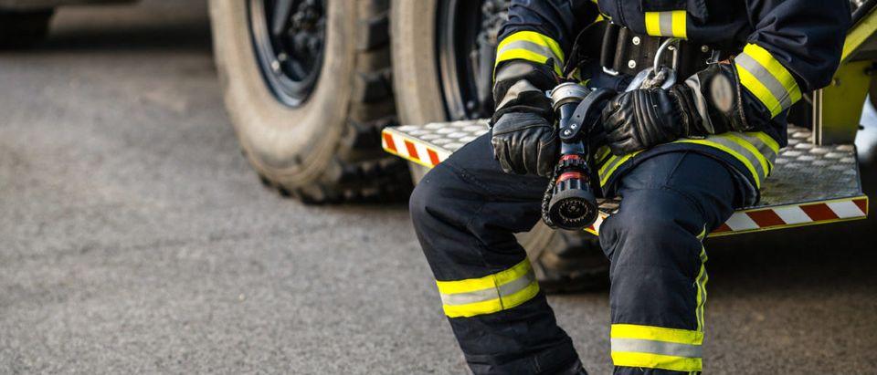 Firefighter/ BATMANV/Shutterstock