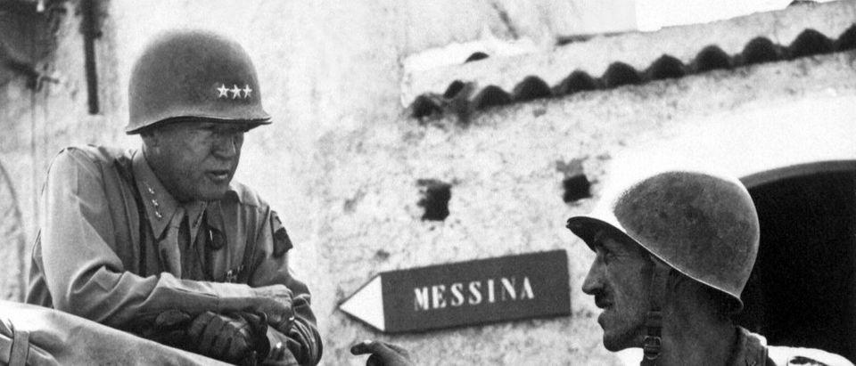 George Patton public domain