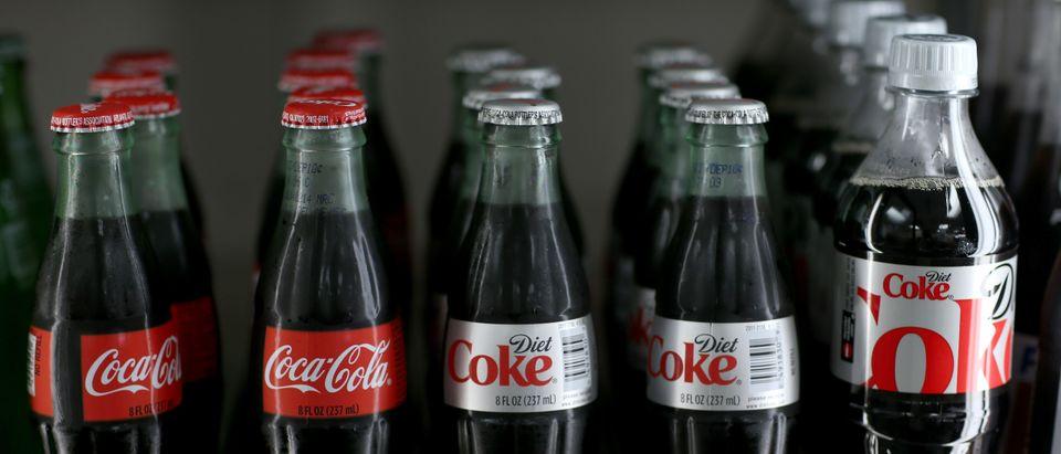 Sales Of Diet Soda Drop Sharply In 2013