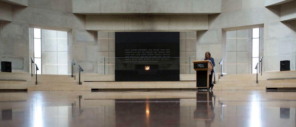 U.S. Holocaust Museum Commemorates Those Killed In WWII Holocaust