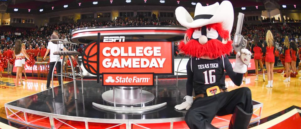 Kansas v Texas Tech