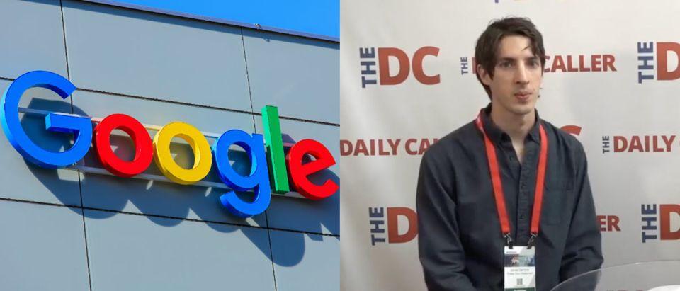 GoogleJamesDamore