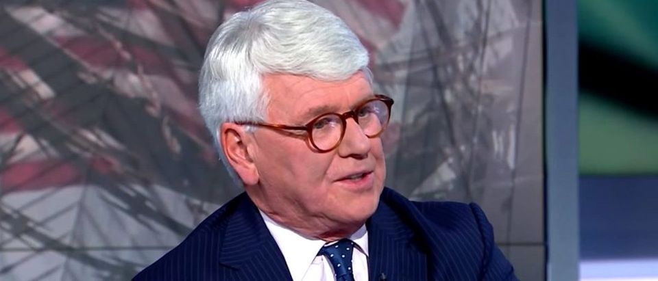Former White House counsel Greg Craig. (YouTube screen capture/Al Jazeera)