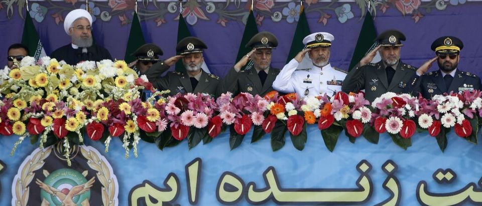 Iran AFP/Getty Images/Atta Kenare