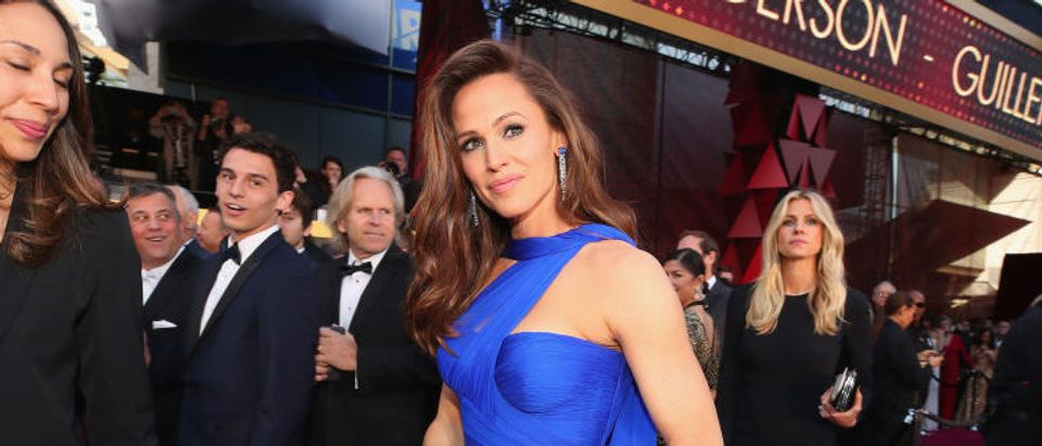 Jennifer Garner attends the 90th Annual Academy Awards at Hollywood & Highland Center on March 4, 2018 in Hollywood, California. (Photo by Christopher Polk/Getty Images)
