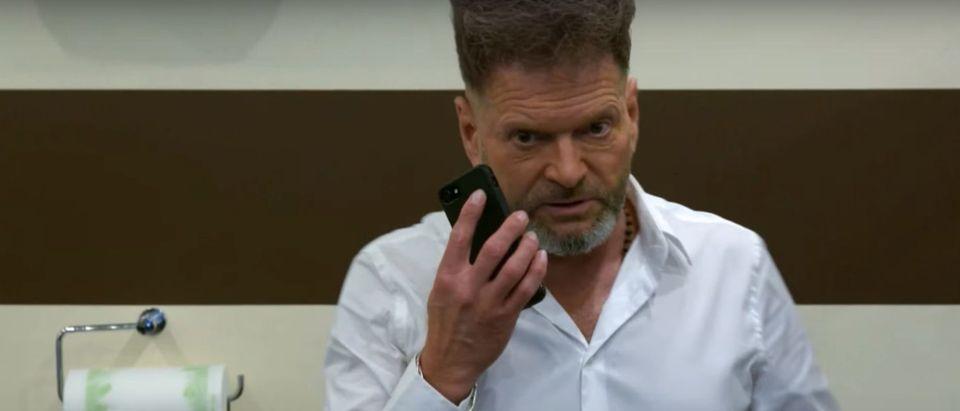 Polish private detective Krzysztof Rutkowski (Youtube screenshot/tvnpl) | Polish Detective Prepares To Save Alfie