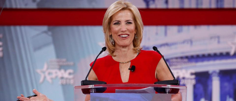 Fox News commentator Laura Ingraham, Sinclair media and Kevin Williamson have all been targeted by Media Matters. (Photo: REUTERS/Joshua Roberts) | Media Matters Takes Down Kevin Williamson