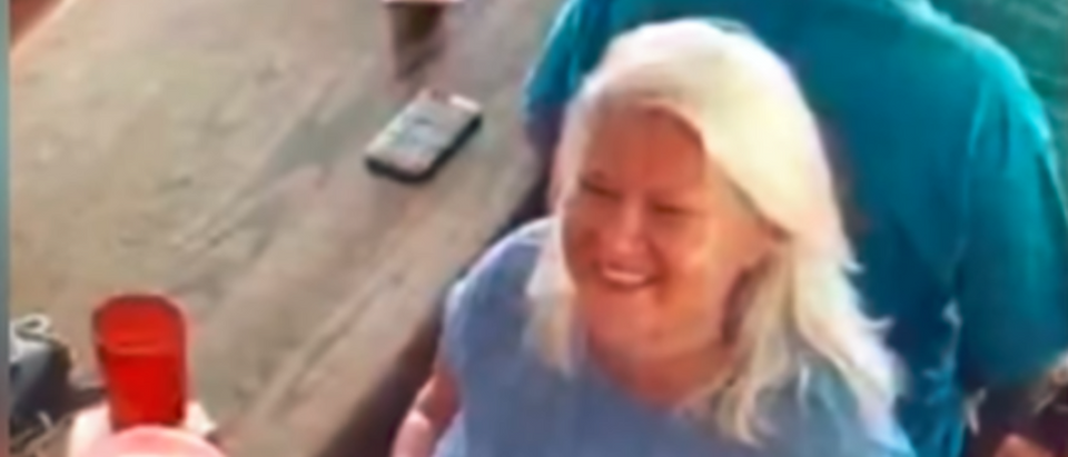 A 56-year-old grandmother, Lois Riess, from Minnesota has been accused of killing her doppelganger and assuming her identity. (Photo: YouTube Screenshot/ Inside Edition)