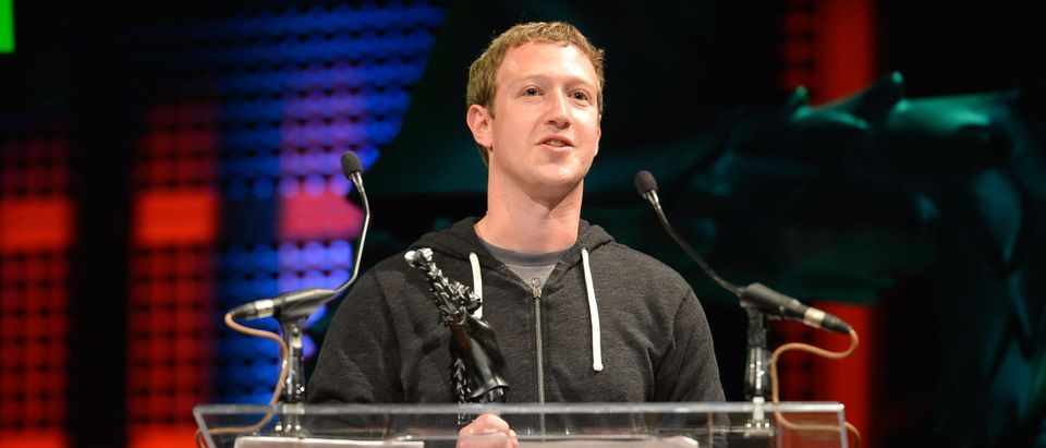 SAN FRANCISCO, CA - JANUARY 31: Mark Zuckerberg winner for CEO of the Year at the 6th Annual Crunchies Awards at Davies Symphony Hall on January 31, 2013 in San Francisco, California. (Photo by Steve Jennings/Getty Images for The Crunchies) | CNBC: Facebook Doctor Wanted Patient Data