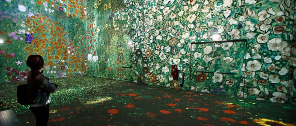 Atelier Des Lumieres : Opening Of The First Digital Art Center In Paris