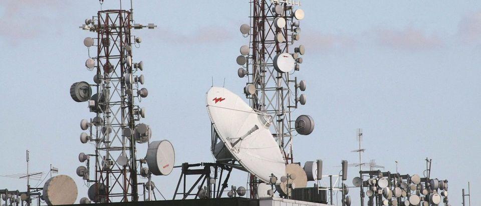 SatelliteDishesCellTowers