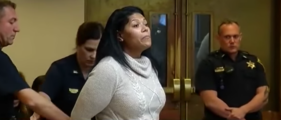 A New York judge who is on probation for a drunk driving charge will receive an $11,700 raise. (Photo: Screen Shot/Youtube/Judge Leticia Astacio)