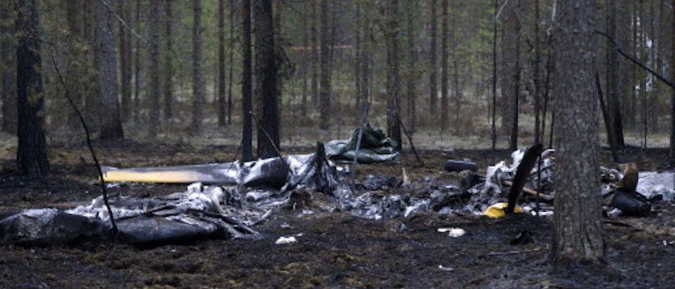 FINLAND-AVIATION-ACCIDENT