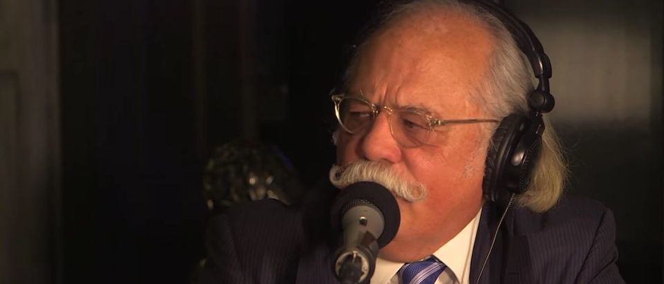 White House lawyer Ty Cobb. (YouTube screen capture/CBS News)