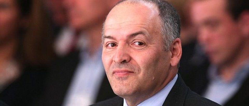 Ukrainian steel magnate Victor Pinchuk. (Getty Images) | Mueller: Examines Ukraine Money To Trump