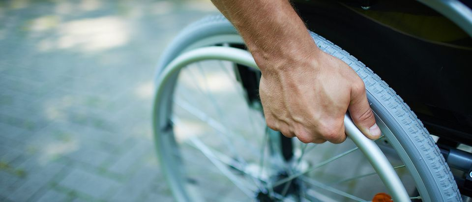 A British war veteran fought off two men who tried to rob him at knifepoint Sunday. (Photo: Pressmaster/Shutterstock)