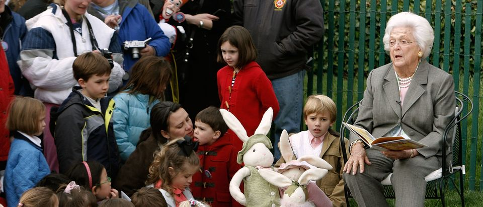 Annual Easter Egg Roll Held At The White House
