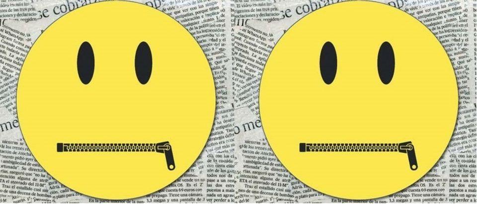 censorship HonestReporting via flick raldeadle Creative Commons license