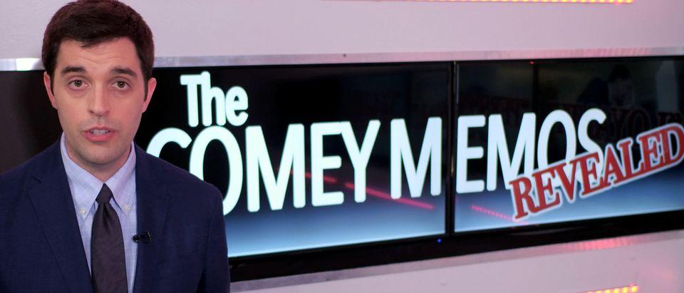 Vince Coglianese, The Comey Memos (The Daily Caller)