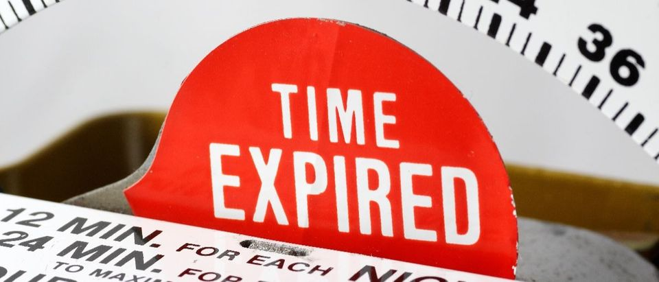 expired time meter Shutterstock/Aperture51