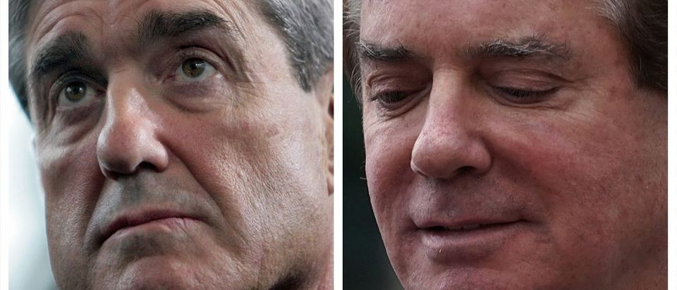 Robert Mueller, Paul Manafort (Getty Images)