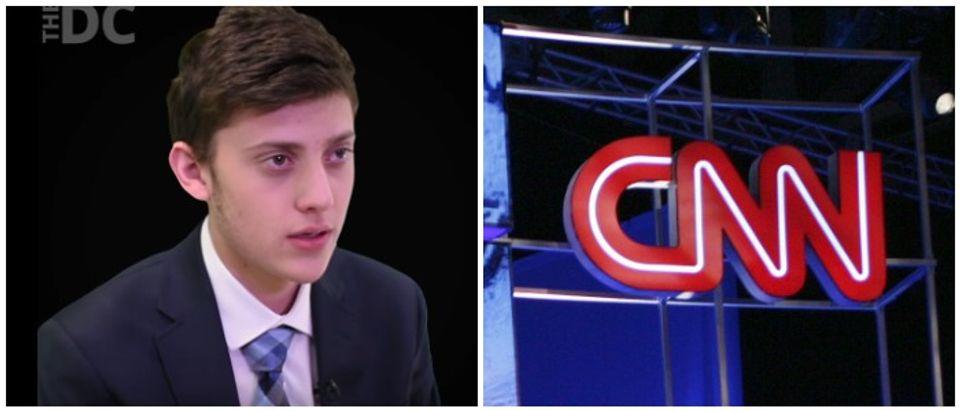 Left: