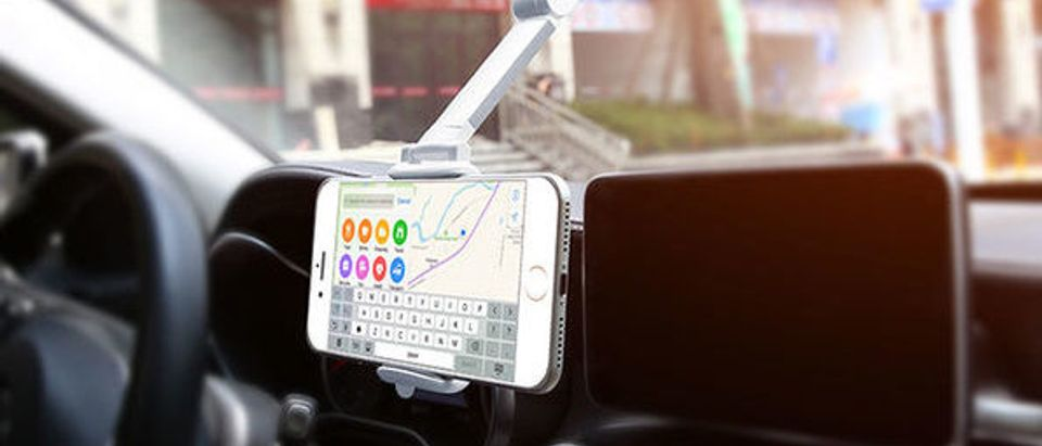 Normally $60, this stadium car mount is 66 percent off