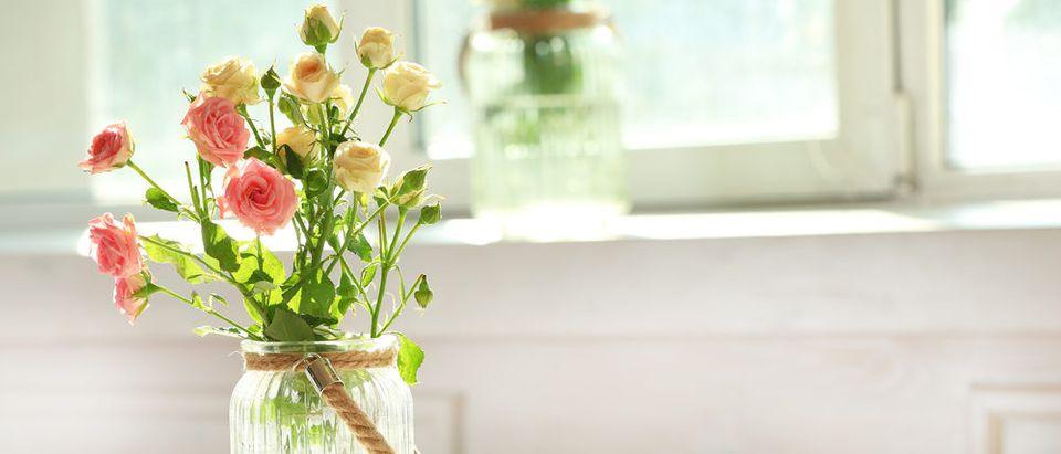 Spring home (Photo via Shutterstock)