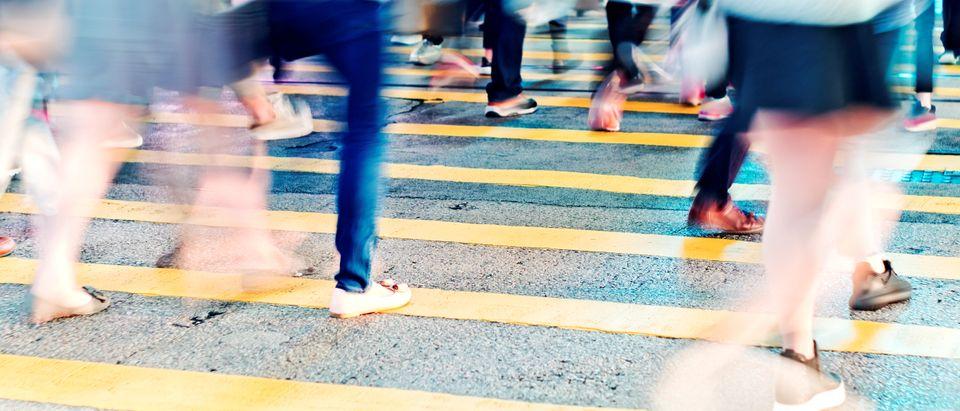 Crosswalk, Shutterstock