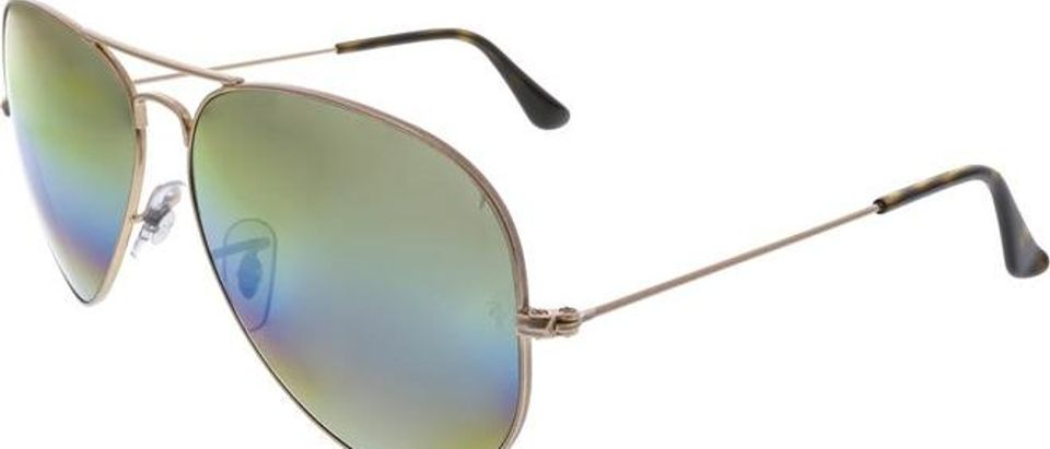 Normally $178, these Ray-Bans are 62 percent off (Photo via Sears)