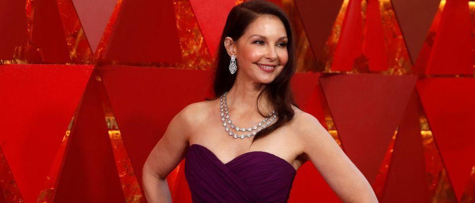 90th Academy Awards - Oscars Arrivals - Hollywood, California, 04/03/2018 - Ashley Judd. REUTERS/Carlo Allegri/File Photo