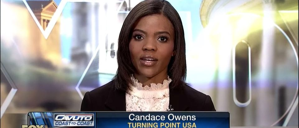Candace Owens of Turning Point USA on Fox Business (Photo: Screenshot/Fox Business)