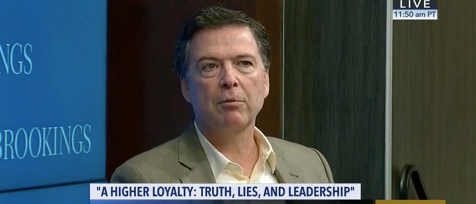 Comey_Brookings_Institute