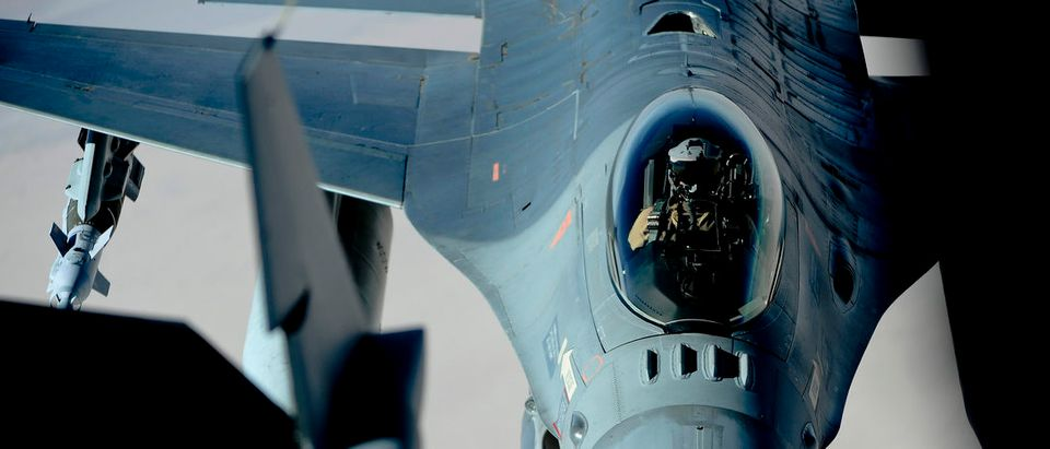 380th supports Operation Inherent Resolve with mobile gas