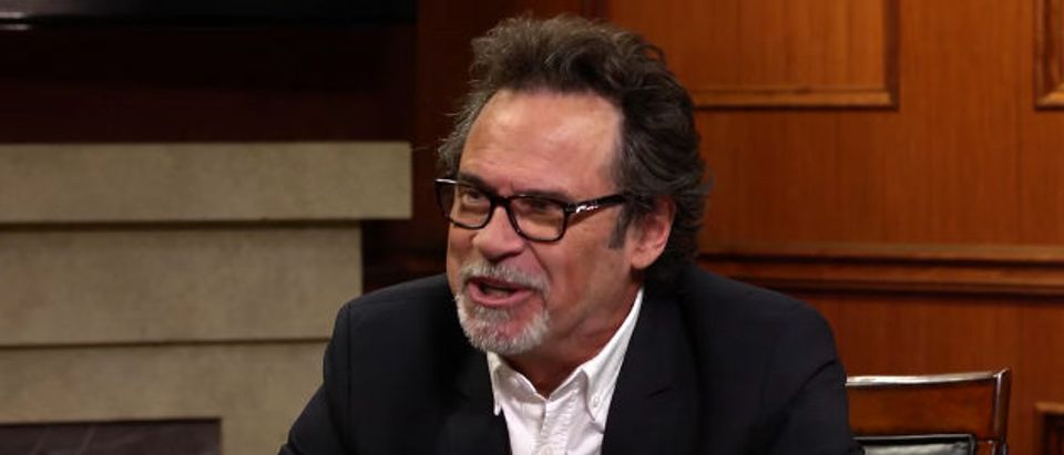 Dennis Miller chats with The Daily Caller about Trump, Bill Clinton, etc. Larry King Youtube screenshot
