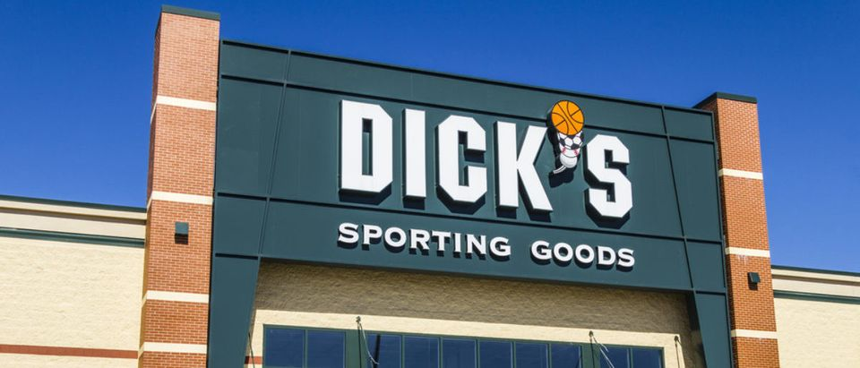 Dick's Sporting Goods (Credit: Shutterstock)