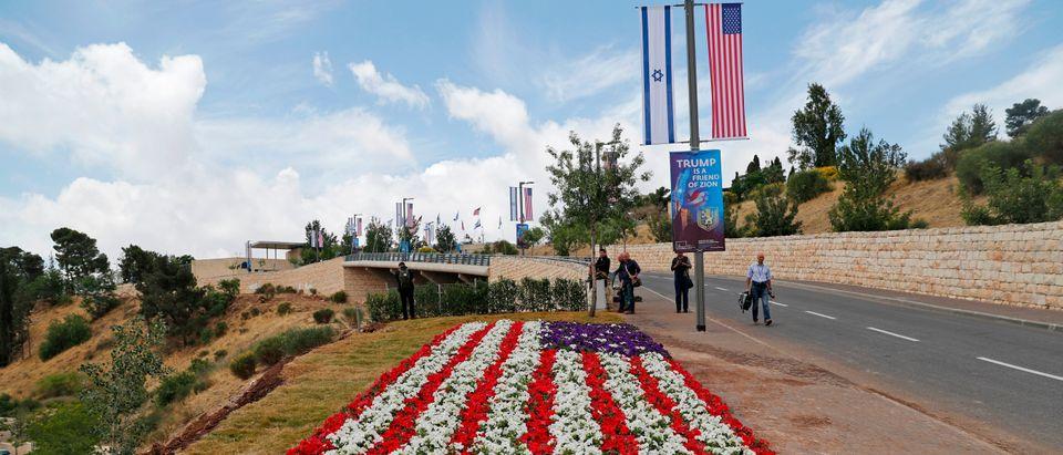 ISRAEL-PALESTINIAN-US-POLITICS