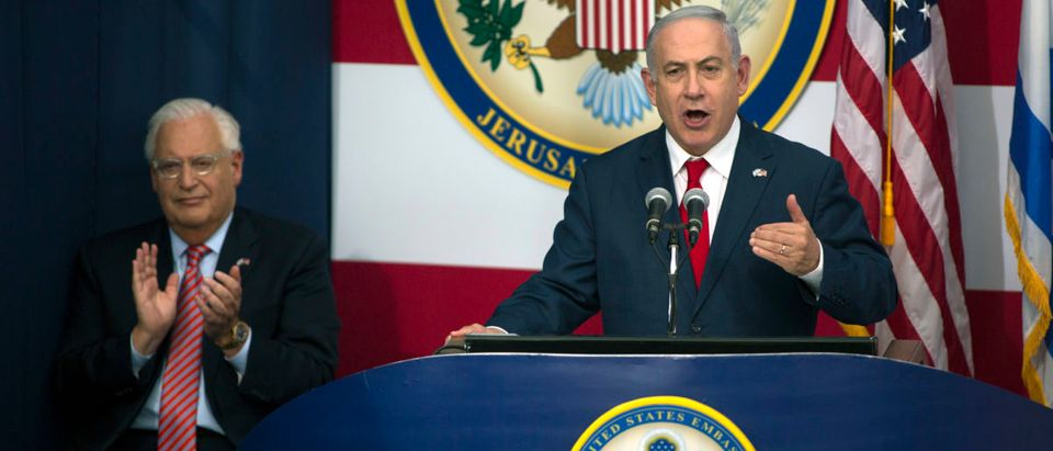 U.S. Embassy Formally Opens In Jerusalem On 70th Anniversary Of State Of Israel